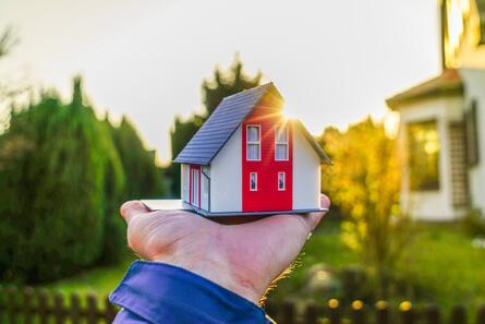 Den Traum vom Eigenheim durch eine Immobilienfinanzierung verwirklichen